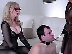 Vanessa obtiene esclavo para su cumpleaños