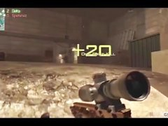 Destaques Ep.1, Sniping Teamtage (MW3): Por Genz