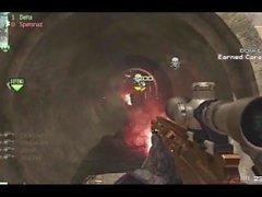 Kohokohdista Ep.1 , Sniping Teamtage ( MW3 ) : mukaan Genz