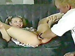 Pornstar ass creampie
