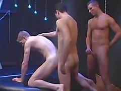 Piss play De Cuatro, follando y la doble penetración