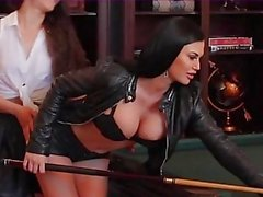 VR Bangers - British MILF Jasmine Jae has LESBIAN SEX with a Perky Teen