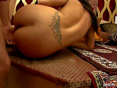 Clip porno en HD Eva Angelina Superlativement Bon Anal