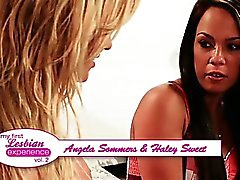 My First Lesbian Experience 2 Softcore Trailer