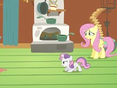 My Little Pony, Friendship is Magic - Episode 17: Stare Master
