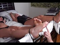 Tickle Intensive - Foot Worship Gone Wrong!
