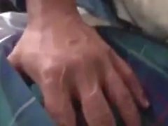 Japanese Girl With A Nice Ass Gets Fucked On A Train