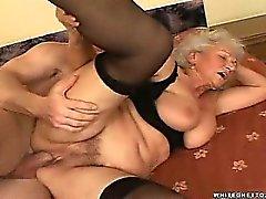 I Wanna Cum Inside Your Grandma #04