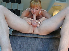 "Redhead Older Rod Engulfing In 69 Position ""HD"""