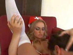 Aline beautiful nurse