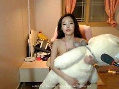 Homemade asian teen anal masturbate