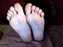 Adorablefeet milf footfetish display p9 that is 16min