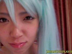 Fantasy asian Mitsune Haku sixtynining