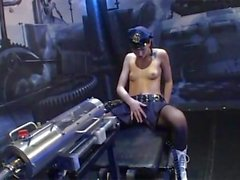 mausezahnchen sandra german teen police woman machine fuck