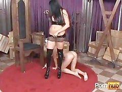 Lesbians Love Sex 04 - Scene 1