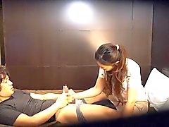 Japanese hotel massage gone wrong Legendas