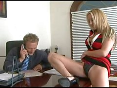 Office Mom Perverts Fucking After Hours