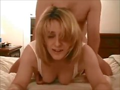 Amateur wife fuck and facial