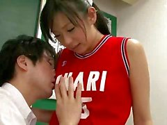 Japanese Girl Playing With Vibrator