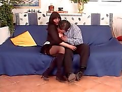 ugly cheap busty hooker mature gets fucked & sprayed b$r