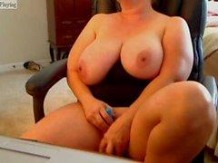 En büyük göğüsler Masturbasyon