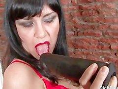 Latina Series Vida Solo Masturbation 2