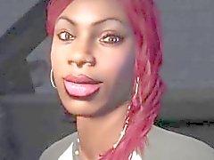 Mahtava Theft Auton V. Ensin Henkilöitä Seksivideot Scene