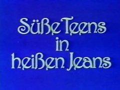 Susse Teens in Heissen Jeans