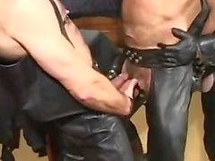 leather muscledads