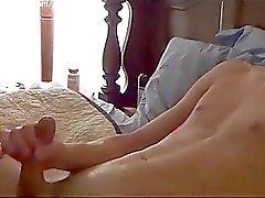 Grossen Sperma in der Gesicht