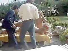 Orgulho ao ar livre do Rocco do vintage 80s