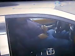 Handjob Position im Auto