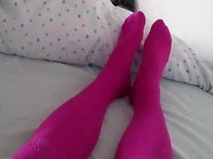 Jessykyna feet legs pink 2