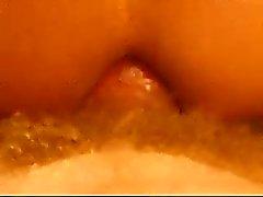 Bom close-up de uma foda bunda, mas essa bareback tempo.