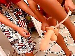 Kinky MILF Lesbians
