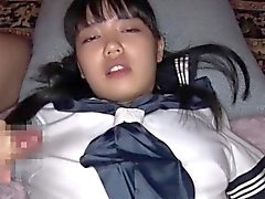 Jav Teen Oiled Up In Her Uniform Cum In Mouth And Hard Fuck