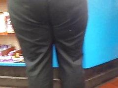 Dickes ass bbw