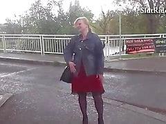 Vollbusig tschechischen total Mütter bumst Fest bei Taxi