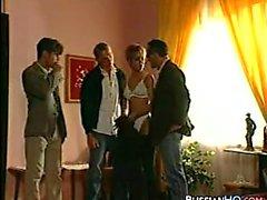 Russian Slut Getting Fucked