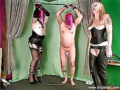 Ballbusting and CBT