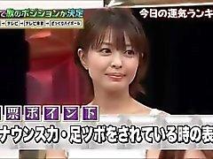 14 japonés girls pie masaje tortura juego