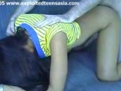 Jane Filipino Student Amateur Couch Fucking