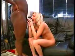 british blonde milf takes three massive bbc's at gangbang