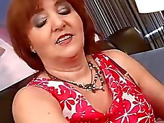 Horny and chubby mature Morgianna Trion Media