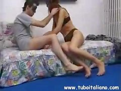 Italian Amateur Housewife