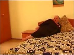 BBW Mature Fucked on Bed