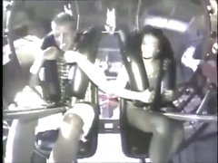 Orgasm on the Sling-Shot