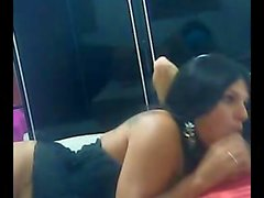 Sexy Brazilian Couple Suck Each Other On Cam