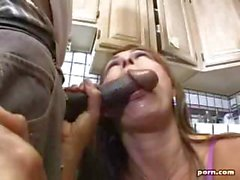 Monique Fuentes Does The Plumber