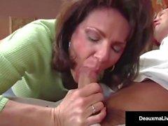 Порочная жена Диаксм получает бесплатные консультации для секса от налога Людей!